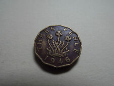 George VI Threepence 1946 (4680)