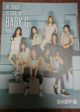 SNSD Girls Generation 2017 CASIO BABY-G PHOTO CATALOGUE CATALOG BOOK New