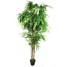 180cm Tall Potted Artificial Bamboo Tree Home Decor Fake Plant Indoor Flowers
