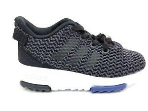 Salto material ángulo  Las mejores ofertas en Adidas negro Zapatos Unisex para Niños   eBay
