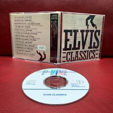 Elvis Presley - Classics / CD PCD-2517 Japan Press / Compilation Of Covers Rare!
