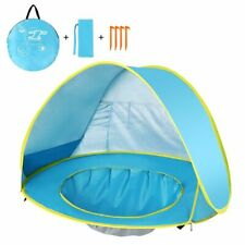 Beach Tent Baby Portable Shelter Infant Waterproof Protection Outdoor Camping
