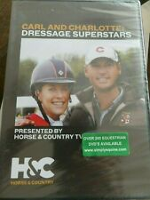 Carl and Charlotte: Dressage Superstars DVD SHRINK WRAPPED
