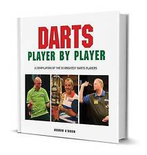 Darts: Player by Player by Andrew O'Brien (Hardback, 2013) New - Box 127
