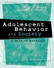Adolescent Behavior & Society: A Book of Readings
