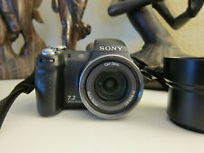 Sony Cyber-shot DSC-H5 7.2MP Digital Camera - Black