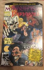 DARKHOLD 1 COMIC MINT GHOST RIDER MARVEL STILL IN PACKAGE PART 4 OF 6