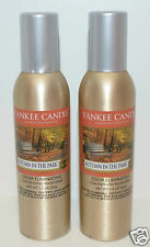 2 YANKEE CANDLE AUTUMN IN THE PARK CONCENTRATED ROOM SPRAY PERFUME AIR FRESHENER