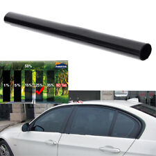 50cmx3m 25% Black Universal Car Home Glass VLT Pro Window Tint Tinting Film Roll