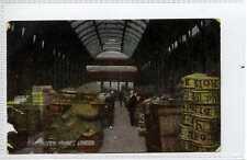 (Go407-176) Covent Garden Market, LONDON c1910 Unused F-G