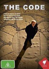 The Code (DVD, 2012)-REGION 4-Brand new-Free postage