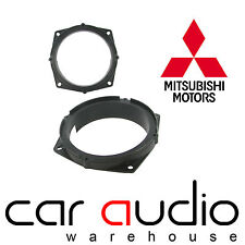 Connects2 CT25MT01 Mitsubishi Colt 05> Speaker Fitting Adaptor Front &Rear 13CM