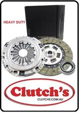HD Clutch for Toyota Echo 1.3 Ltr EFI 2NZ-FE -1999-2005, INSPEK, PBR, CI, BRETTS