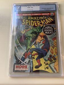 Amazing Spider-Man #120 PGX 9.4