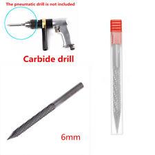 Tire Repair Carbide Cutter 6mm High carbon steel drill bit3/4.5/6/8/10/12mm spot