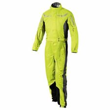 New BMW ProRain Rain Suit Unisex 3XL Hi-Viz Yellow #76258553504