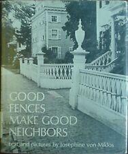FENCES, 1972 BOOK