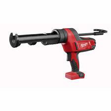 Milwaukee 2641-20 M18 18V Cordless 10 oz. Caulk and Adhesive Gun (bare tool)