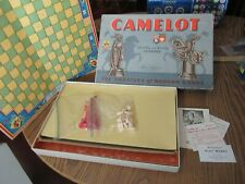 Camelot board game Parker Brothers COMPLETE 1955