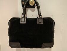 Authenitc LOEWE Amazona Suede Handbag