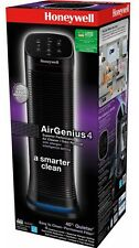 Open Box Honeywell Compact AirGenius 4 Air Cleaner/Odor Reducer Hfd310 Black