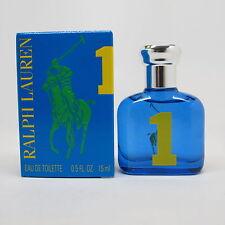 Ralph Lauren The Big Pony Collection No.1 by .5 oz Blue Eau de Toilette Mini MEN