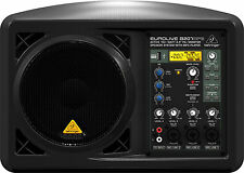 Behringer B207MP3 Professional Powered Speakers