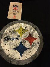 Jerome BETTIS NFL Pittsburgh Steelers Vintage Player T shirt Da Reebok grandi