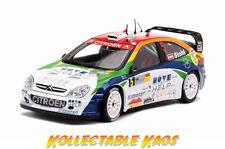 1:18 SunStar - 2007 Rallye Deutschland - Citreon XSARA WRC OMV - #5 Stohl/Minor