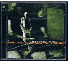 VASCO ROSSI TRACKS  - 2 CD SIGILLATO!!!