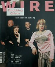 The Wire Magazine - July 2007 - Issue 281. Cover: Throbbing Gristle