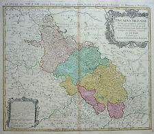 Ansichten & Landkarten aus Polen mit Kupferstich