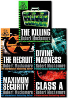 Cherub Series 1 Collection 5 Books Set Books 1 To 5 By Robert Muchamore Class A,