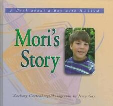 Mori's Story: A Book about a Boy with Autism (Meeting the Challenge)-ExLibrary