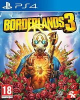 Borderlands 3 Sony Playstation 4 PS4 Game