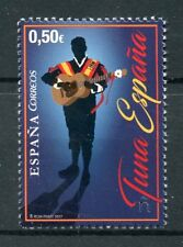 Spain 2017 MNH Tuna Espana 1v Set Guitars Musical Instruments Music Stamps