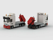 Lego® Kirmes,Kermis,Funfair,Lkw Anleitung/Construction