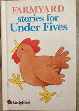Ladybird Hardback Book - Stories for Under Fives - Farmyard