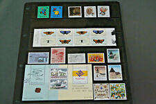 ALAND - 1990's UNMOUNTED MINT COLLN IN HAGNER SHEET