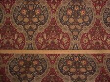 5-1/4Y Scalamandre TI 00010422 Verbana Persian Paisley Brocade Upholstery Fabric