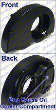 Black VW Beetle Dog House Fan Shroud For 1600Cc+ Without The Heater Ducts