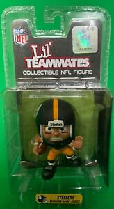 NFL Lil Teammates Collectible Figure Pittsburgh Steelers Running Back Series 1