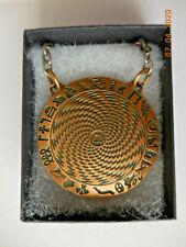 1976 VINTAGE Pat Flanagan EXPERIMENTAL SENSOR II #58684 Necklace PYRAMID Patrick