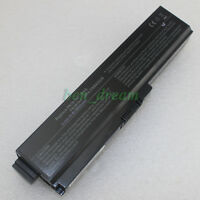 12Cell Battery for Toshiba Satellite L645D-S4025 L775-S7102 A665-S6086 L750