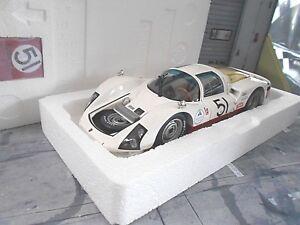 PORSCHE 906 KH Kurzheck Daytona 1967 #51 Mitter Rindt RAR Minichamps 1:18
