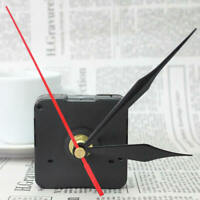 Simple DIY Quartz Clock Movement Mechanism Replace Parts Repair Tool Hand Work