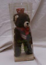 ours en peluche ancien souvenir de Berlin jeu jouet old toys teddy bear