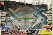 Plane set jets and prop planes 6 piece New in box 2014
