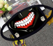 Tokyo Ghoul Unisex Adult Mask Cycling Anti-Dust Mouth Face Mask Respirator Hot