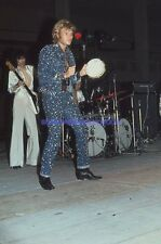 JOHNNY HALLYDAY 70s DIAPOSITIVE DE PRESSE ORIGINAL VINTAGE #66